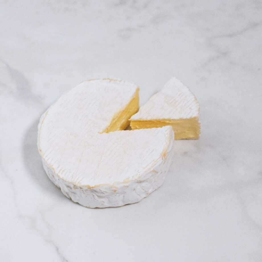 camembert au lait cru de normandie