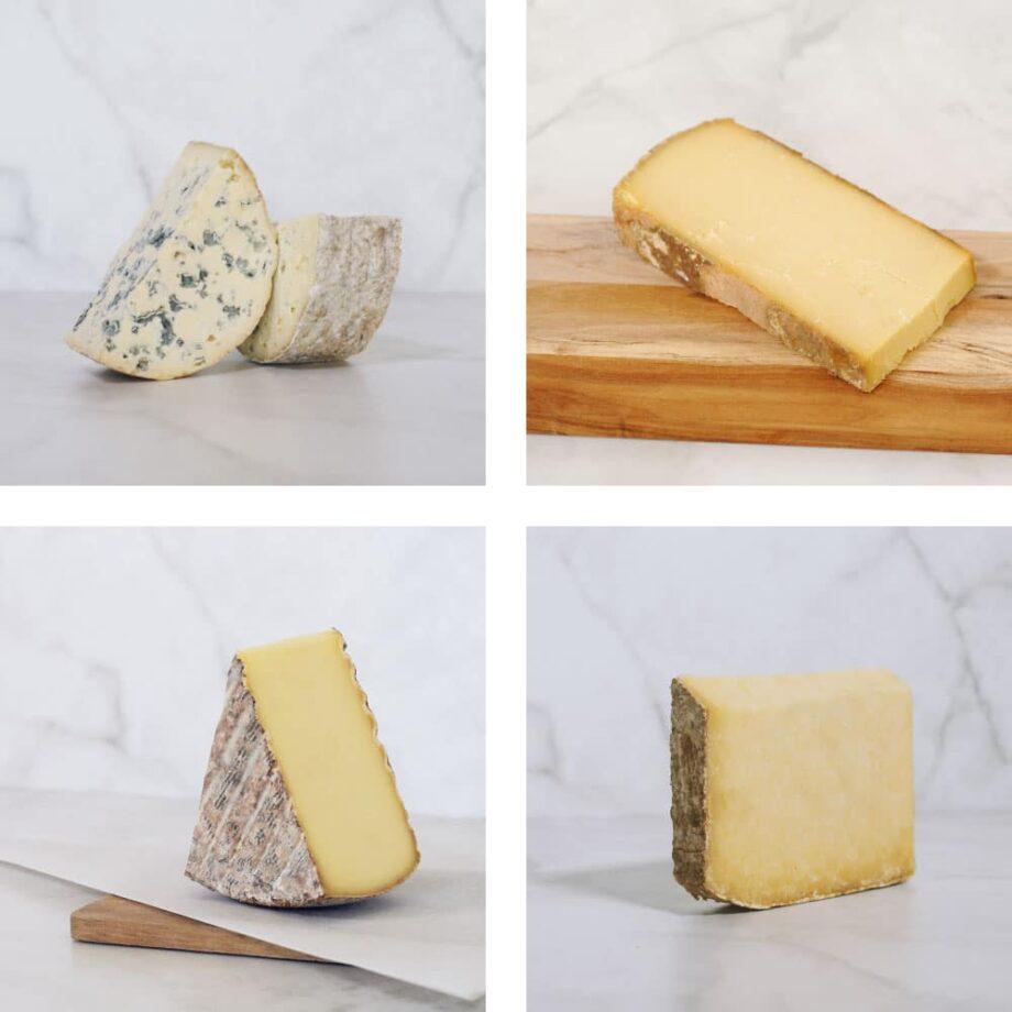 plateau de fromage Jo le fromager à Rennes