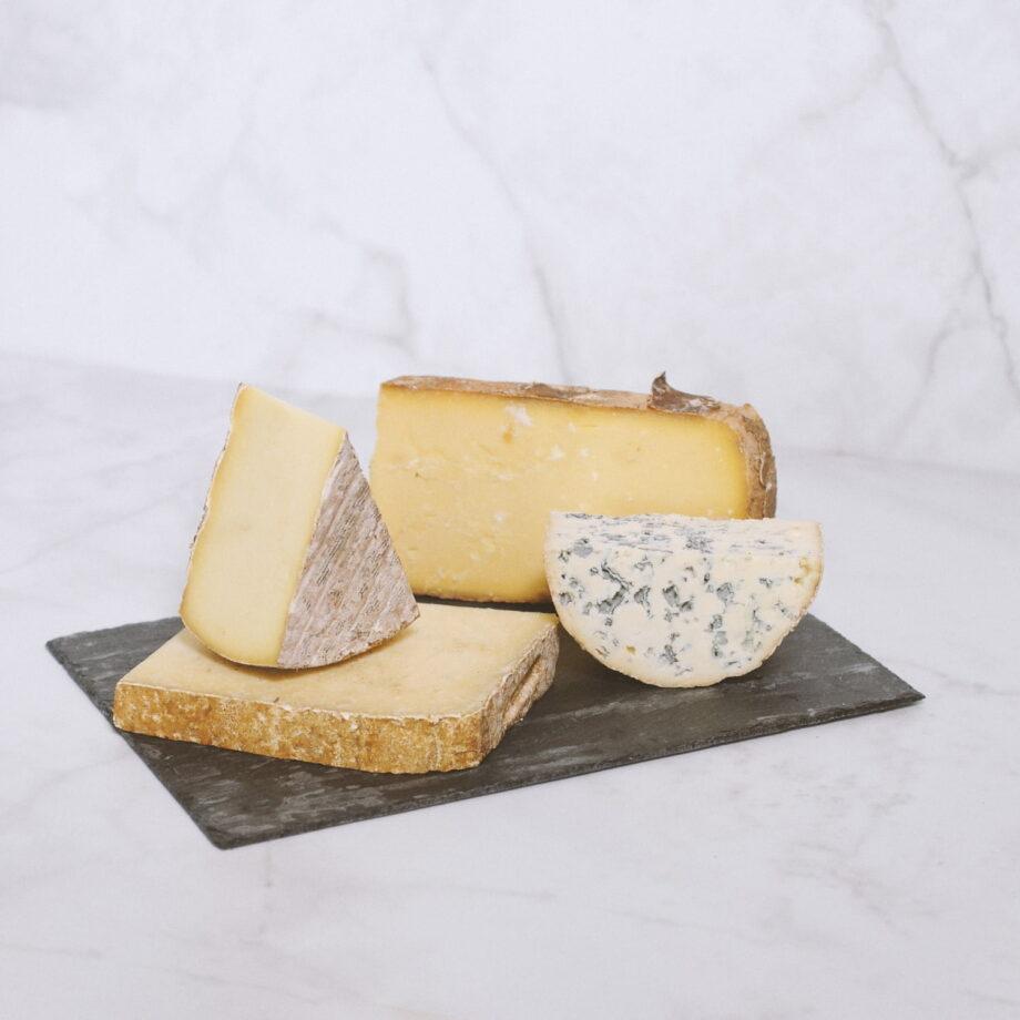 Petit plateau de fromage Jo le fromager à rennes