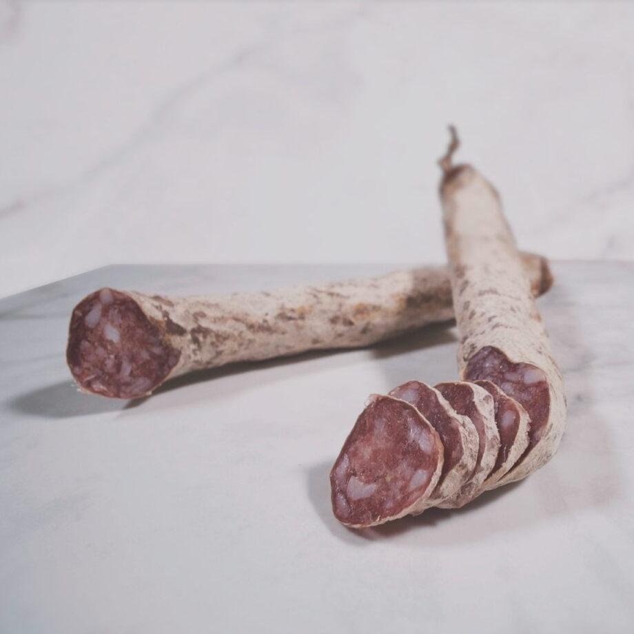saucisse ceche auvergnate jo le fromager à rennes