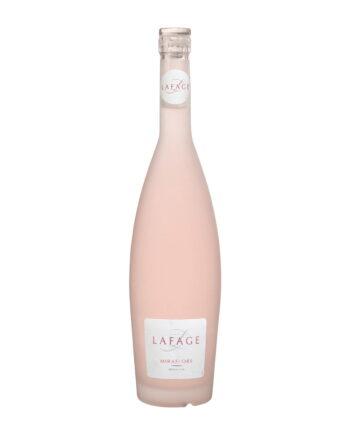 Vin rosé Miraflors Domaine Lafage