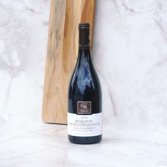 bourgogne hautres-cotes de Beaune vin rouge