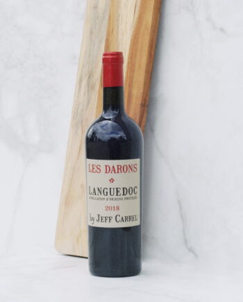 vin rouge les darons rouge languedoc
